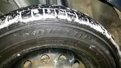 Dunlop Graspic DS3. Зимние, без шипов, 2017 год, износ: 5%, 4 шт