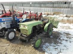 Yanmar YM1300. Трактор 13 л. с., полный привод, фреза в комплекте