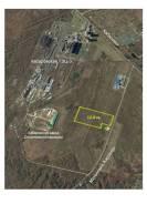 12,4 га, собственность промназначения. 124 000 кв.м., собственность, электричество, вода, от частного лица (собственник)
