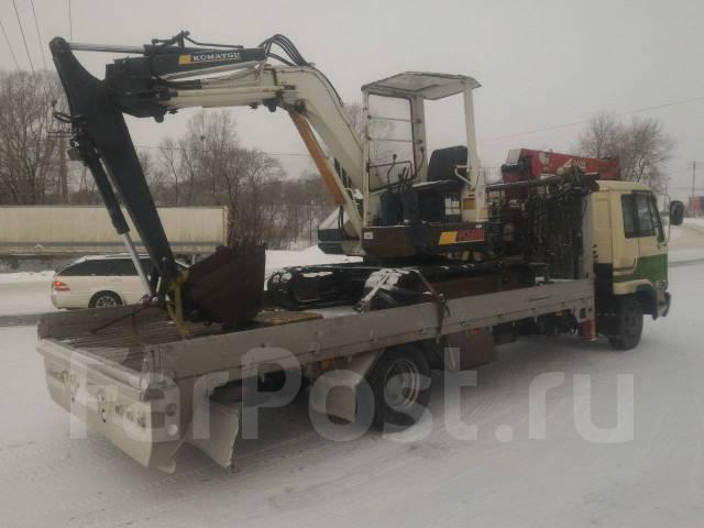 Услуги грузовиков с краном во владивостоке