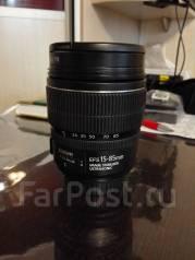 Продам объектив canon ef-s 15-85. Для Canon