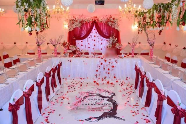Весенние свадебные банкеты! Комфортные цены!