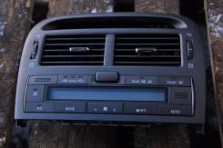 Блок управления климат-контролем. Toyota Celsior, UCF30, UCF31 Lexus LS430, UCF30 Двигатель 3UZFE