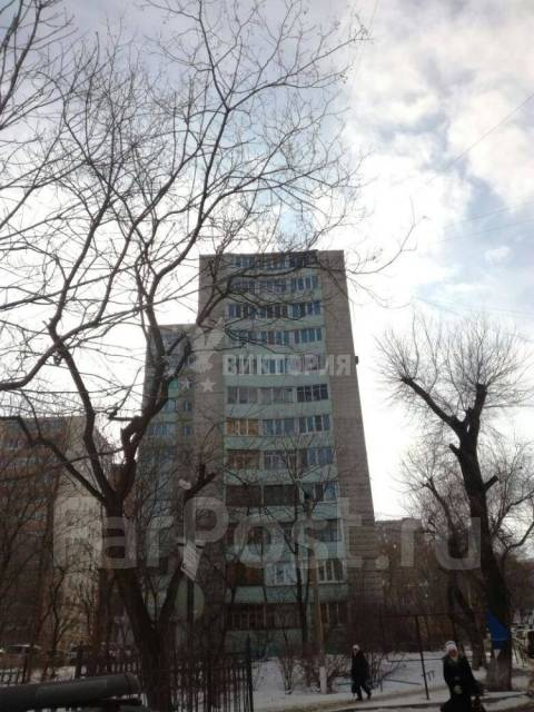 1-комнатная, улица Некрасовская 55. Некрасовская, агентство, 34 кв.м. Дом снаружи