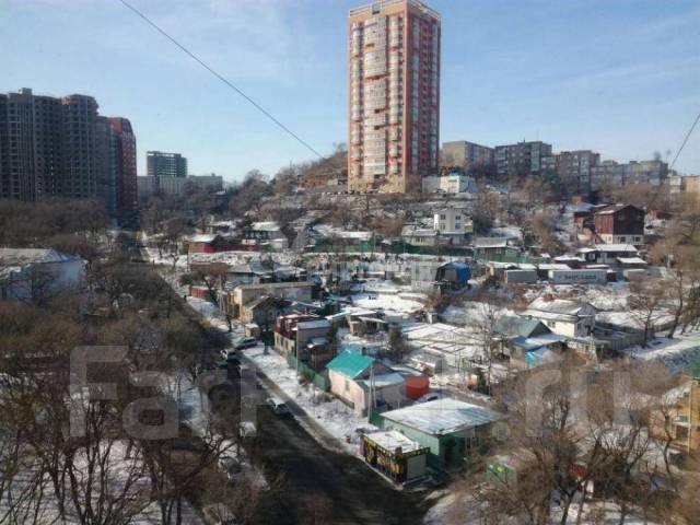 1-комнатная, улица Некрасовская 55. Некрасовская, агентство, 34кв.м. Вид из окна днем