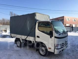 Toyota Dyna. 2013 4wd c тентом, 3 000 куб. см., 1 500 кг.