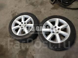 Диски колесные. Nissan