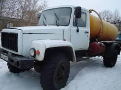 ГАЗ 3308 Садко. Ассенизатор ГАЗ-3308 Садко вездеход 2001гв, 4 750 куб. см., 4 250 кг.