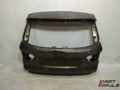 Дверь багажника. BMW X3, F25 B47D20, N20B20O0, N20B20U0, N47D20, N52B30, N55B30M0, N57D30OL, N57D30TOP, N57D30, N55B30, N20B20