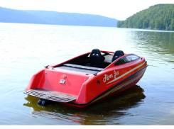 River Jet. Год: 2018 год, длина 5,00м., двигатель стационарный, 150,00л.с., бензин. Под заказ