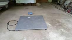 Весы платформенные (электронные)