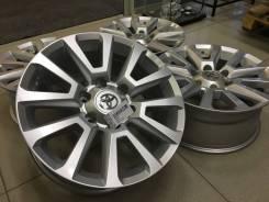 Toyota. 7.5x18, 6x139.70, ET25, ЦО 106,1мм. Под заказ