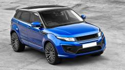 Обвес кузова аэродинамический. Land Rover Range Rover Evoque. Под заказ