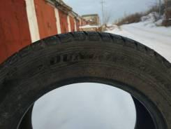Dunlop Graspic DS2. Зимние, без шипов, износ: 60%, 4 шт