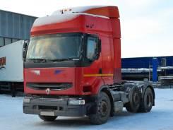 Renault Premium. Седельный тягач 6x2 2003 г/в, 11 100 куб. см., 26 000 кг.