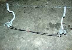 Крепление багажника. Nissan Laurel, GC35 Двигатели: RB25DE, RB25DET