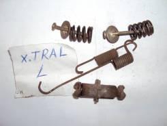 Механизм стояночного тормоза левый Nissan X-Trail #T30