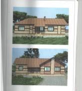 Продаётся новый дом в экологически чистом районе!. Улица Ключевая 19, р-н гарнизон Барановский, площадь дома 184 кв.м., скважина, электричество 15 кВ...