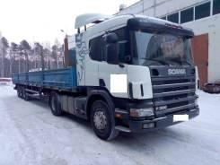 Scania. Седельный тягач Скания 380, 2007, 4х2, 2 000 куб. см., 20 000 кг.