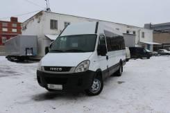Iveco Daily. 2011 городской микроавтобус, 3 000 куб. см., 18 мест