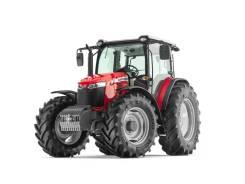 Massey Ferguson. Коммунальный трактор MF6713, 4 400 куб. см.