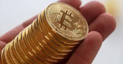 Bitcoin Gold Money / Биткоин Золотая Монета с 1 рубля!