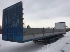 МАЗ. полуприцеп бортовой, 30 000 кг.