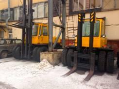 Львовский погрузчик. Львовские автопогрузчики дизельные вилочные г/п 5 тонн