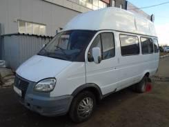ГАЗ 3221. , 2 900 куб. см., 15 мест