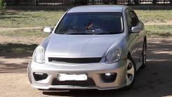 Бампер. Nissan Skyline, V35