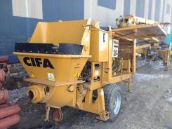 Cifa PC 506/309. Бетононасос Cifa 506, 3 000 куб. см., 198 м.