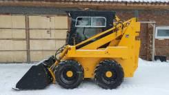 Мини погрузчик МКСМ-800 Уборка снега,