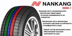 Nankang ESSN-1. Зимние, без шипов, без износа, 2 шт