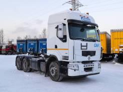 Renault Premium. Седельный тягач 440 6x4 2011 г/в, 10 837 куб. см., 26 000 кг.