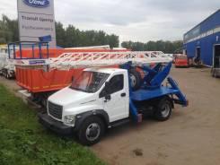 ГАЗ ГАЗон Next C41R13. Автогидроподъемник ВИПО-18-01 на шасси ГАЗ-C41R13 (4х4)