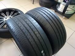 Dunlop Veuro VE 302. Летние, 2015 год, износ: 40%, 2 шт