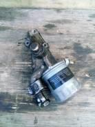 Крепление масляного фильтра. Mitsubishi Pajero, V25C, V25W, V45W Двигатель 6G74