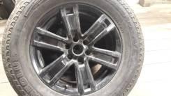 Nissan. 7.5x17, 6x114.30, ET32, ЦО 66,1мм.