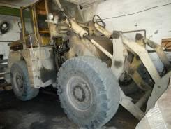 Stalowa Wola L34. Погрузчик фронтальный L-34 (Поляк) V-3,5 куба, 14 800 куб. см., 6 000 кг.