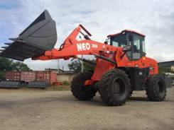 NEO 300. Фронтальный погрузчик Neo 300. 115 л. с., 3 контура, много навески, 6 000 куб. см., 3 000 кг.