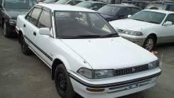 Капот. Toyota Corolla, AE90