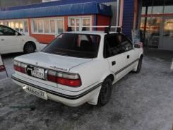Багажник. Toyota Corolla, AE90