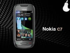 Nokia C7-00. Б/у, 8 Гб