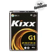 Kixx G-1. Вязкость 5W-30, синтетическое
