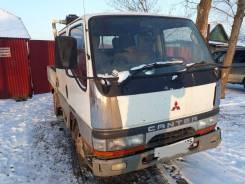 Mitsubishi Canter. Продам отличный двух кабинный грузовик, 2 800 куб. см., 1 700 кг.