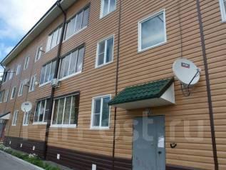 2-комнатная, пос.Тополево,Гаражная. Железнодорожный, агентство, 57 кв.м.