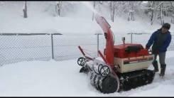 Yanmar. Дизельный снегоуборщик YSR2100 , снегоротор Владивосток, 1 000 куб. см. Под заказ