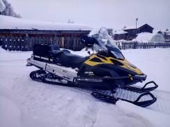 BRP Ski-Doo Skandic SWT. исправен, есть птс, с пробегом
