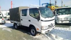 Toyota Dyna. Продам двухкабинник , 4WD, категория В, глонасс-ОК., 2 000куб. см., 1 500кг.