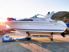 Searay Sundancer. Год: 1996 год, длина 10,00м., двигатель стационарный, 440,00л.с., бензин